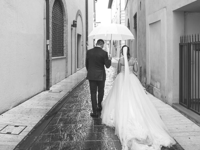 Il matrimonio di Daniele e Federica a Massa Martana, Perugia 34
