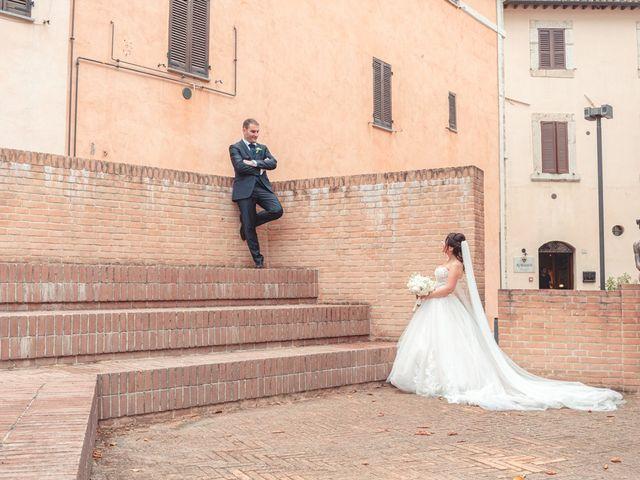 Il matrimonio di Daniele e Federica a Massa Martana, Perugia 35