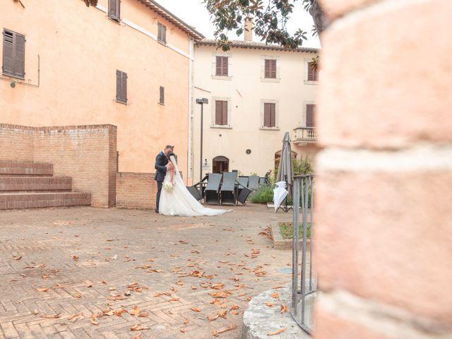 Il matrimonio di Daniele e Federica a Massa Martana, Perugia 37