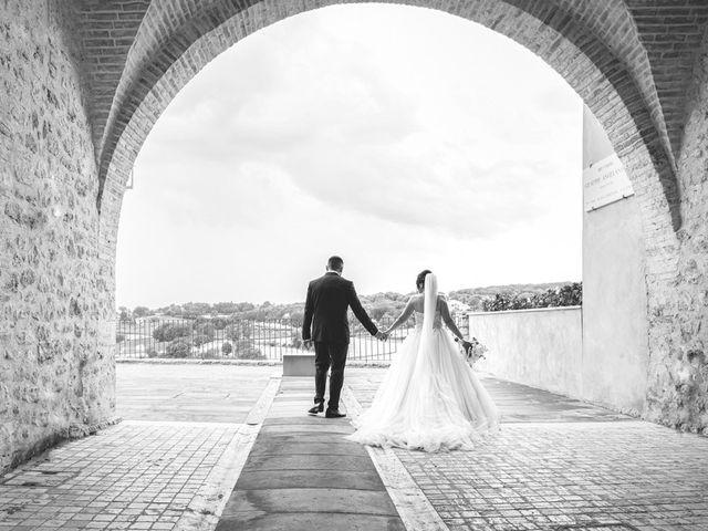 Il matrimonio di Daniele e Federica a Massa Martana, Perugia 38