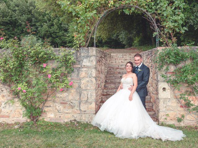 Il matrimonio di Daniele e Federica a Massa Martana, Perugia 49