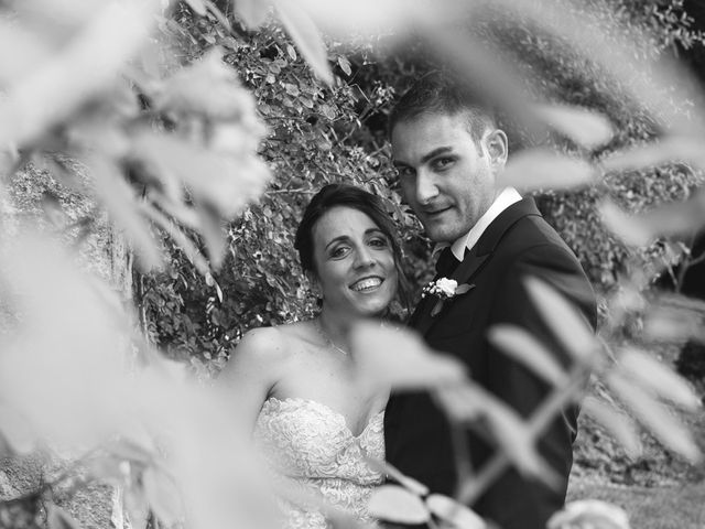 Il matrimonio di Daniele e Federica a Massa Martana, Perugia 50