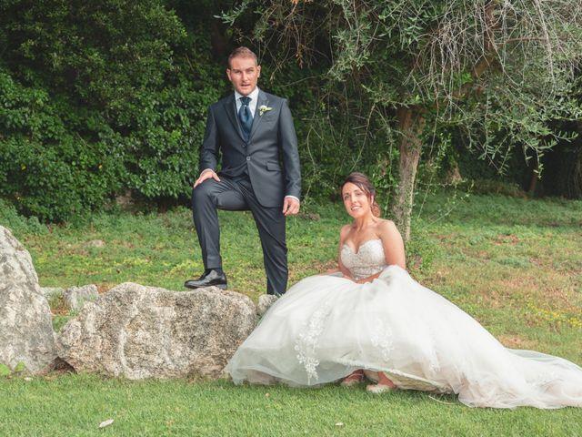 Il matrimonio di Daniele e Federica a Massa Martana, Perugia 51