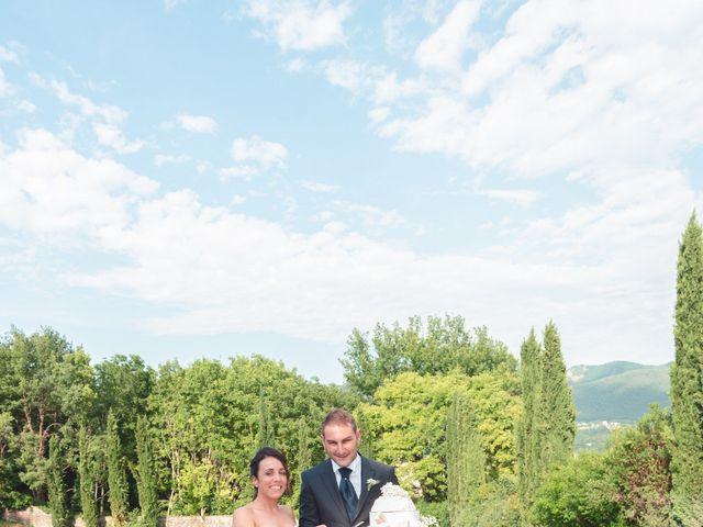 Il matrimonio di Daniele e Federica a Massa Martana, Perugia 52
