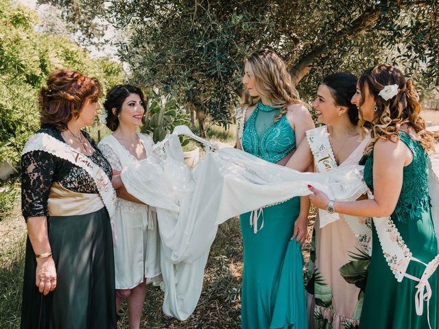 Il matrimonio di Marco e Simona a Partinico, Palermo 6