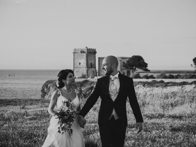 Il matrimonio di Marco e Simona a Partinico, Palermo 17