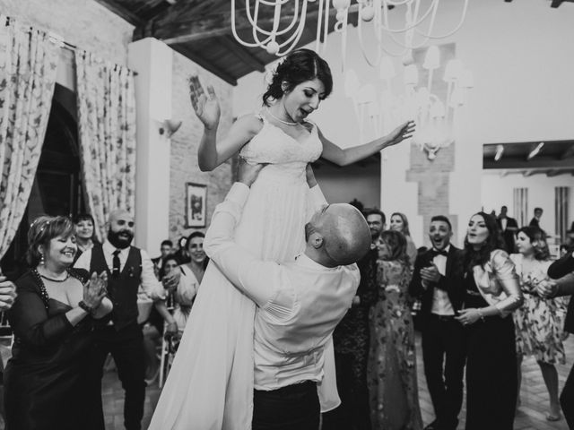 Il matrimonio di Marco e Simona a Partinico, Palermo 25