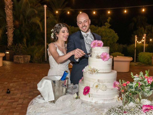 Il matrimonio di Marco e Simona a Partinico, Palermo 34