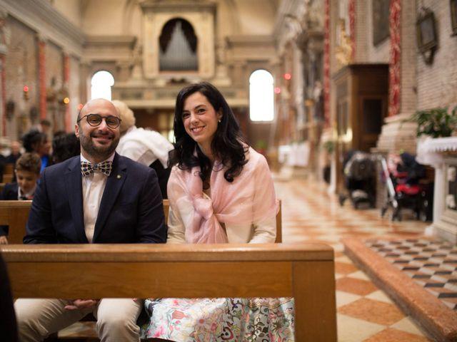 Il matrimonio di Annalisa e Samuele a Venezia, Venezia 70