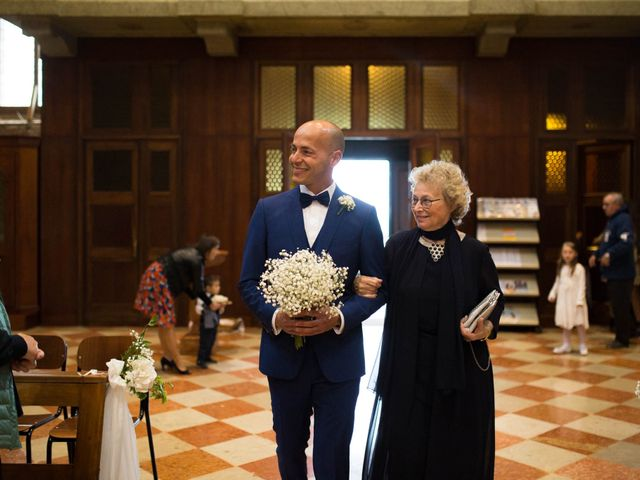 Il matrimonio di Annalisa e Samuele a Venezia, Venezia 76