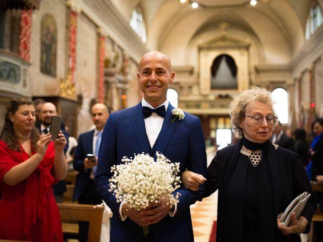 Il matrimonio di Annalisa e Samuele a Venezia, Venezia 77