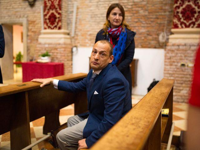 Il matrimonio di Annalisa e Samuele a Venezia, Venezia 79