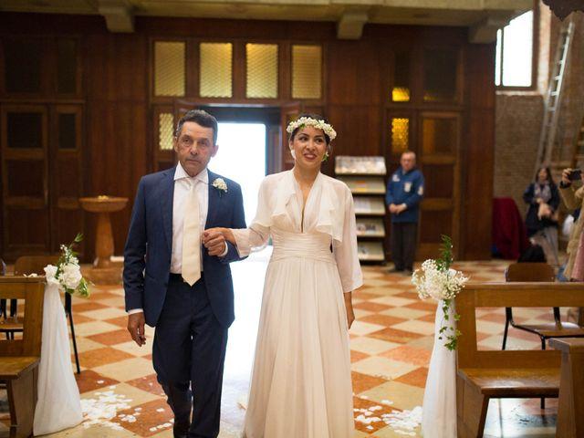 Il matrimonio di Annalisa e Samuele a Venezia, Venezia 82