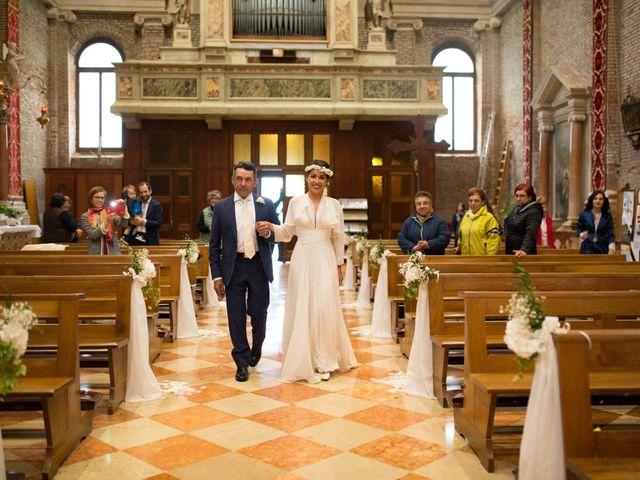 Il matrimonio di Annalisa e Samuele a Venezia, Venezia 83