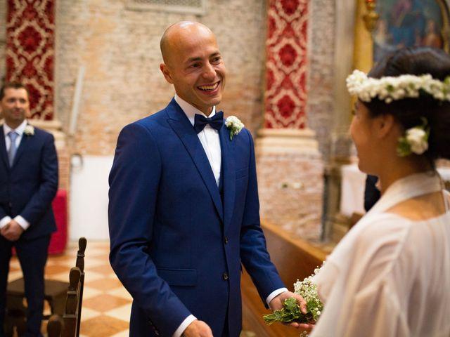 Il matrimonio di Annalisa e Samuele a Venezia, Venezia 85