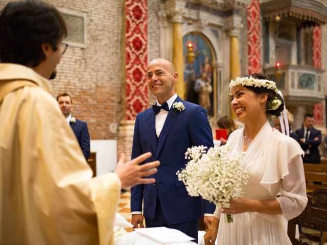 Il matrimonio di Annalisa e Samuele a Venezia, Venezia 86