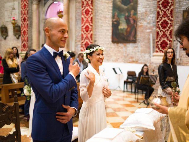 Il matrimonio di Annalisa e Samuele a Venezia, Venezia 90