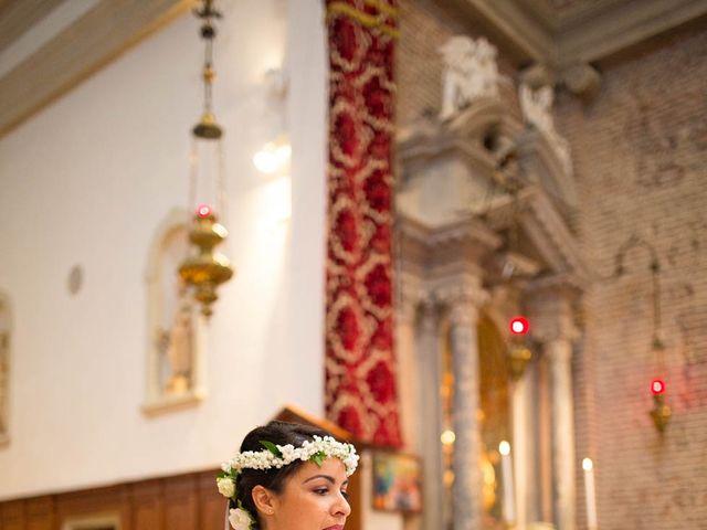 Il matrimonio di Annalisa e Samuele a Venezia, Venezia 91