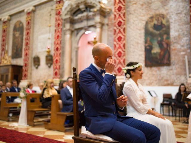 Il matrimonio di Annalisa e Samuele a Venezia, Venezia 94