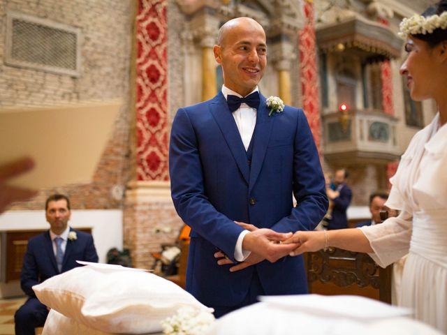Il matrimonio di Annalisa e Samuele a Venezia, Venezia 95