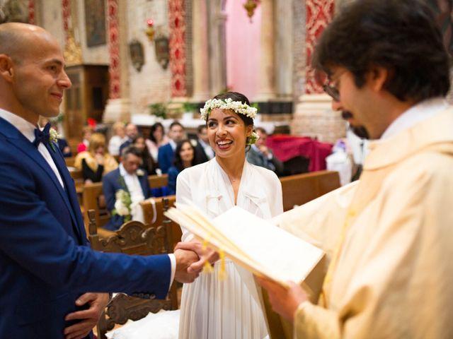 Il matrimonio di Annalisa e Samuele a Venezia, Venezia 96