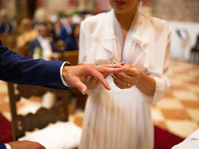 Il matrimonio di Annalisa e Samuele a Venezia, Venezia 100
