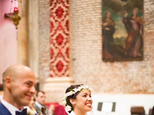 Il matrimonio di Annalisa e Samuele a Venezia, Venezia 119