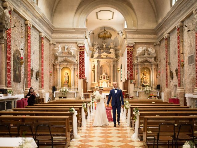 Il matrimonio di Annalisa e Samuele a Venezia, Venezia 128