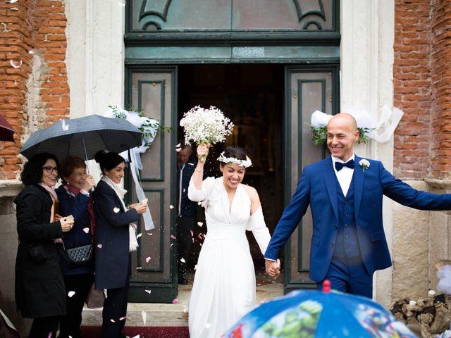 Il matrimonio di Annalisa e Samuele a Venezia, Venezia 129