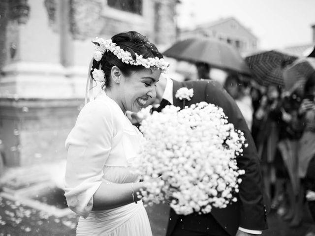 Il matrimonio di Annalisa e Samuele a Venezia, Venezia 131