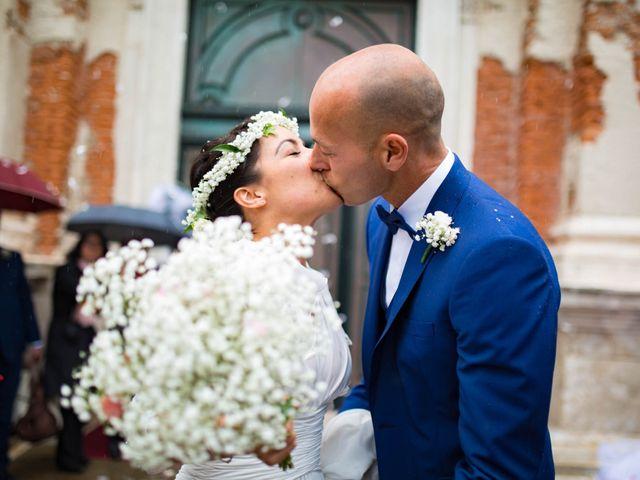 Il matrimonio di Annalisa e Samuele a Venezia, Venezia 132