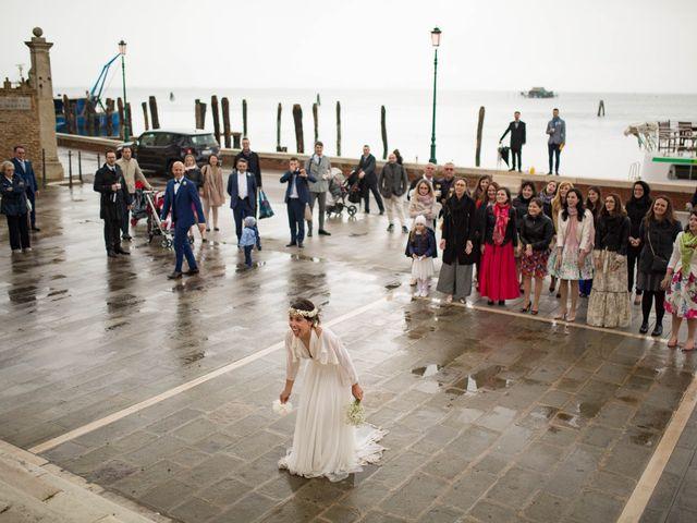 Il matrimonio di Annalisa e Samuele a Venezia, Venezia 174