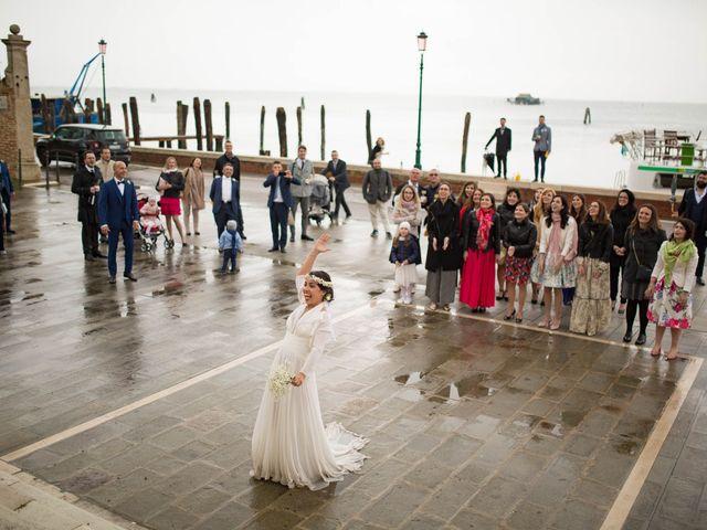 Il matrimonio di Annalisa e Samuele a Venezia, Venezia 175