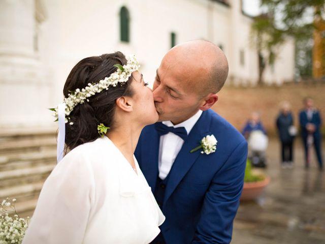 Il matrimonio di Annalisa e Samuele a Venezia, Venezia 178