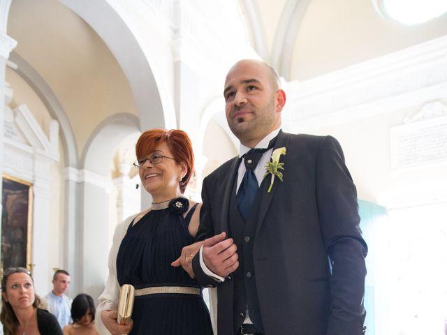 Il matrimonio di Davide e Ramona a Zocca, Modena 15