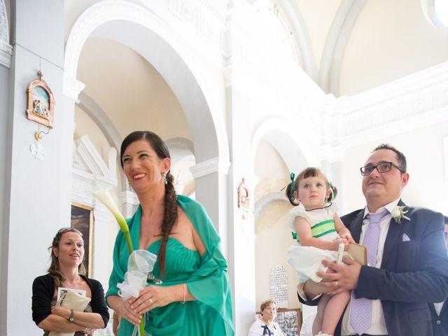 Il matrimonio di Davide e Ramona a Zocca, Modena 16