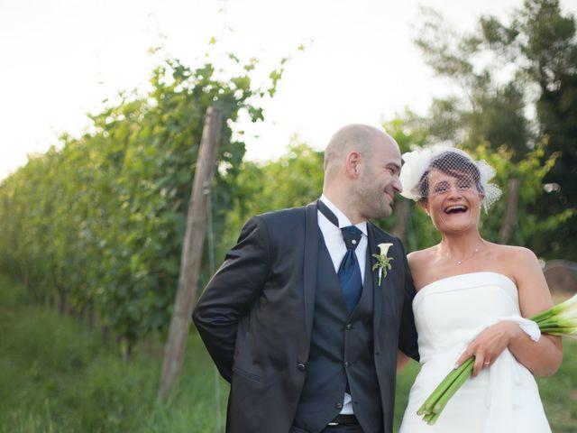 Il matrimonio di Davide e Ramona a Zocca, Modena 42