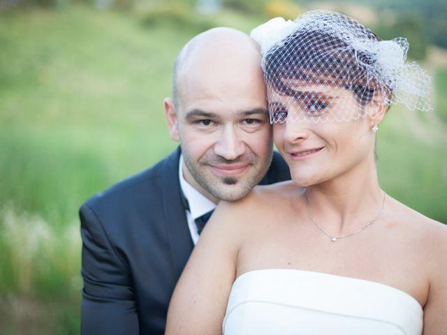Le nozze di Ramona e Davide