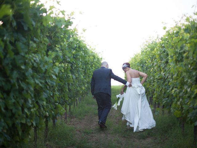 Il matrimonio di Davide e Ramona a Zocca, Modena 45