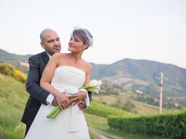 Il matrimonio di Davide e Ramona a Zocca, Modena 137