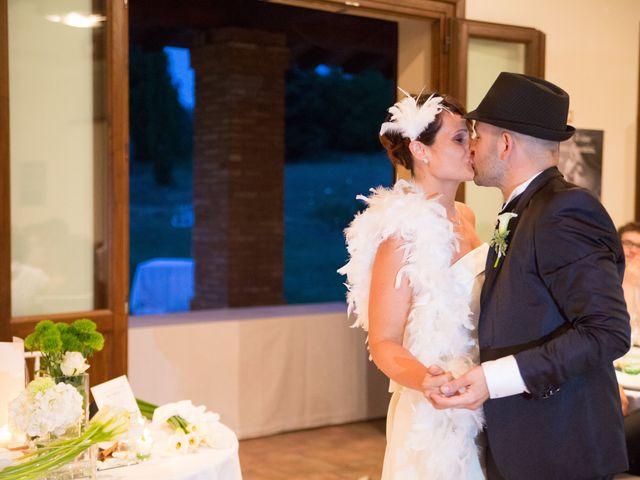 Il matrimonio di Davide e Ramona a Zocca, Modena 140