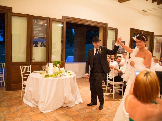 Il matrimonio di Davide e Ramona a Zocca, Modena 141