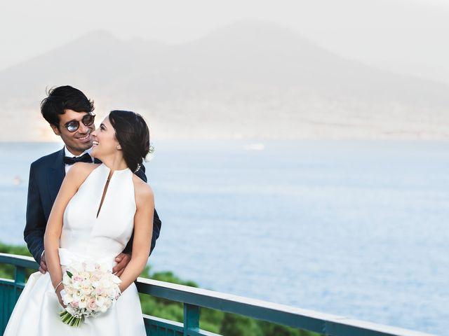 Le nozze di Umberto e Antonella