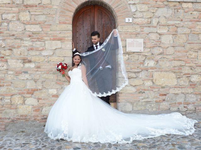 Il matrimonio di Sara e Giulio a Bertinoro, Forlì-Cesena 48
