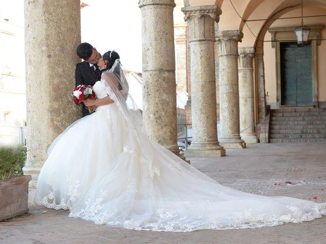 Il matrimonio di Sara e Giulio a Bertinoro, Forlì-Cesena 59