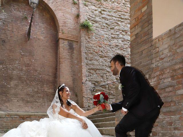 Il matrimonio di Sara e Giulio a Bertinoro, Forlì-Cesena 80