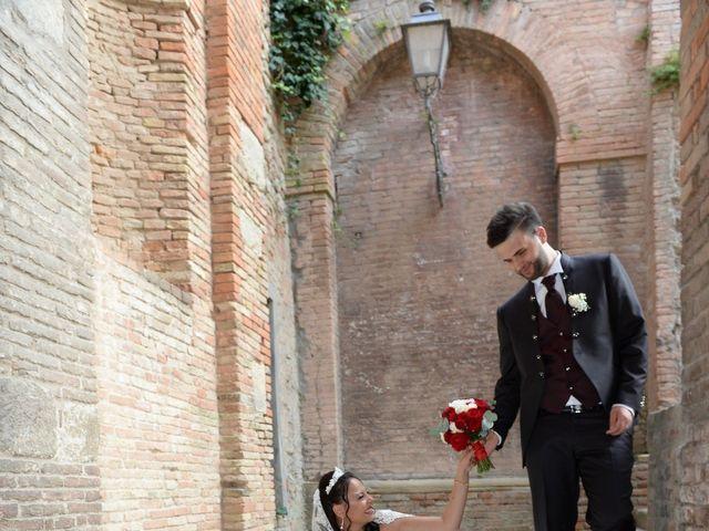 Il matrimonio di Sara e Giulio a Bertinoro, Forlì-Cesena 2