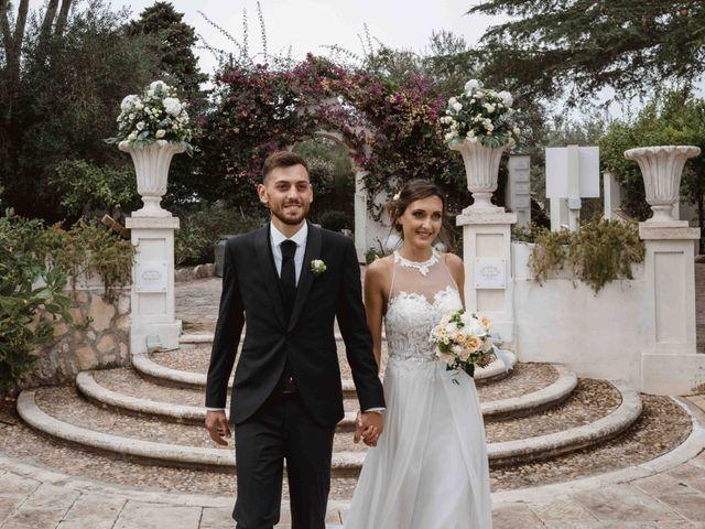 Il matrimonio di Serena Angelica e Guido a Terracina, Latina 35