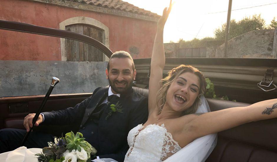 Il matrimonio di Giuseppe e Jessica a Riposto, Catania