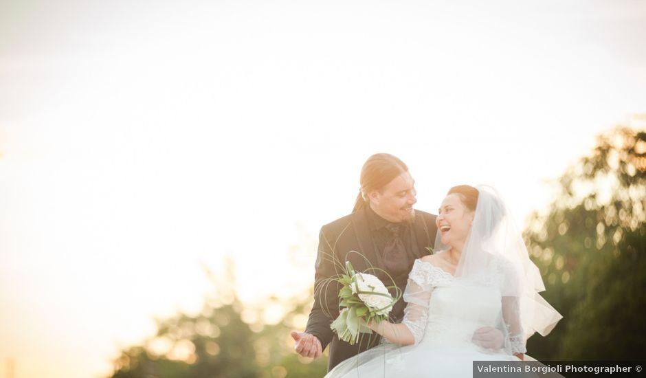 Il matrimonio di Matteo e Elena a Montelupo Fiorentino, Firenze